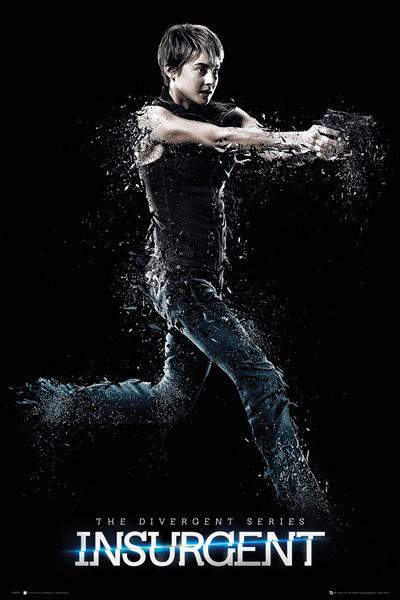 Plagát Rezistencia - Tris