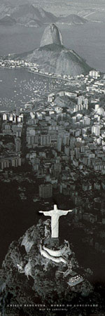 Plagát Rio de Janeiro