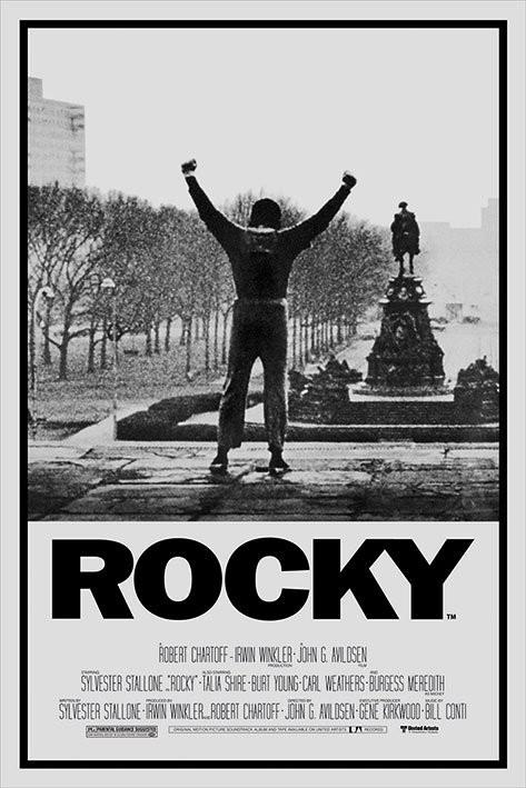 Plagát ROCKY 1