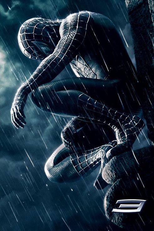 Plagát SPIDER-MAN 3 - teaser