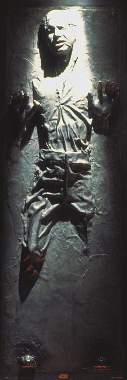 Plagát Star Wars - Han Solo in Carbonite
