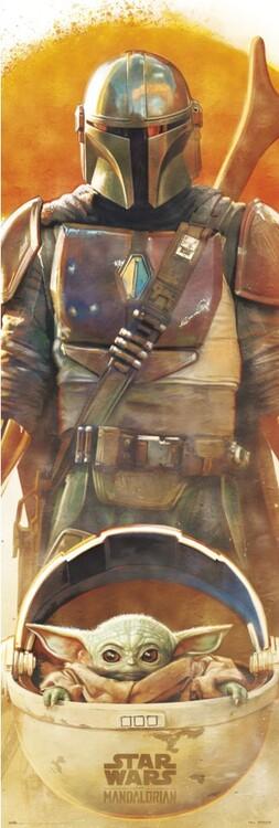 Plagát Star Wars: The Mandalorian