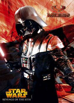 Plagát STAR WARS - Vader