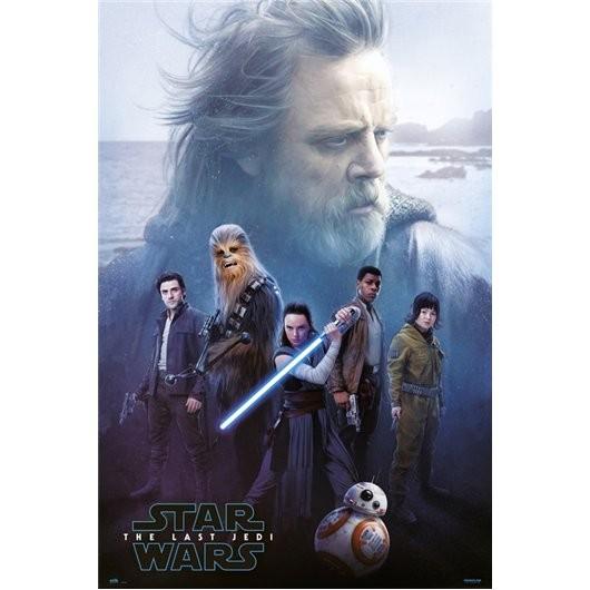 Plagát Star Wars VIII - Resistance