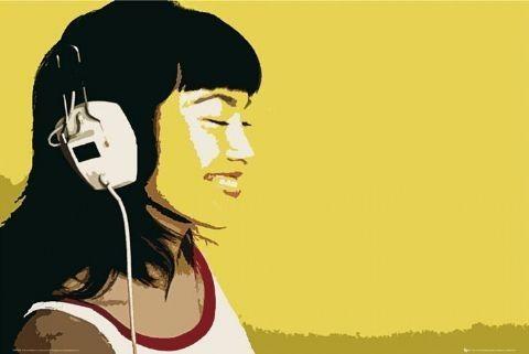 Plagát Steez - dj girl