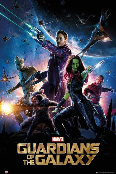 Plagát Strážcovia Galaxie - Payoff Poster