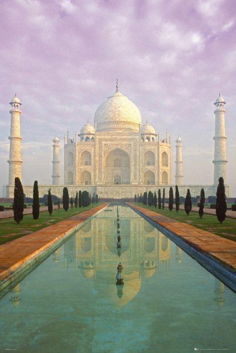 Taj Mahal plagáty | fotky | obrázky | postery