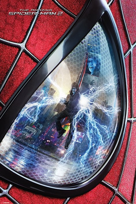 Plagát The Amazing Spiderman 2 - Eye