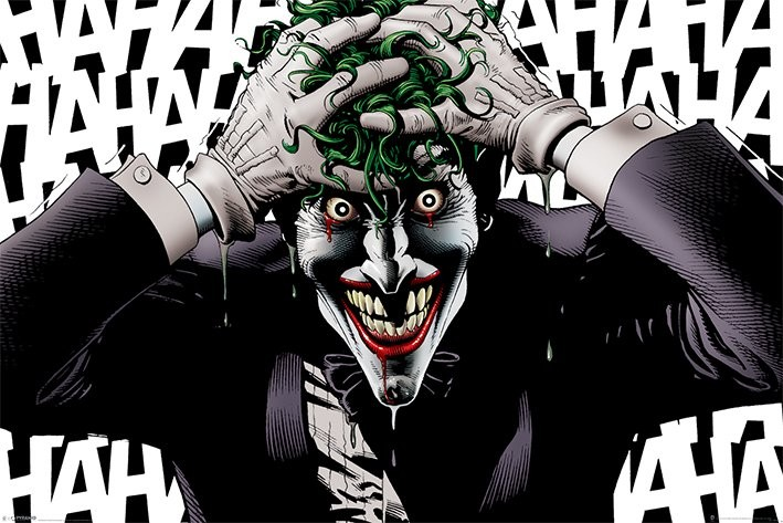Plagát The Joker - Killing Joke