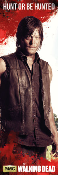 Plagát The Walking Dead - Daryl