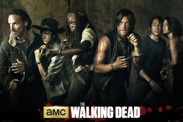Plagát The Walking Dead - Season 5