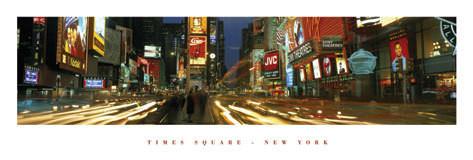 Plagát Times square - New York