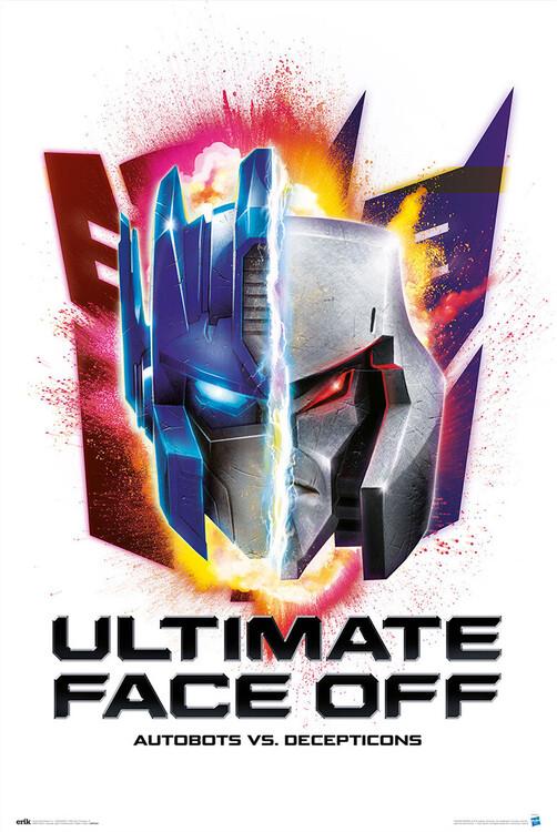 Plagát Transformers