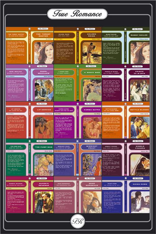 True romance plagáty | fotky | obrázky | postery