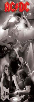 AC/DC - live Plakat
