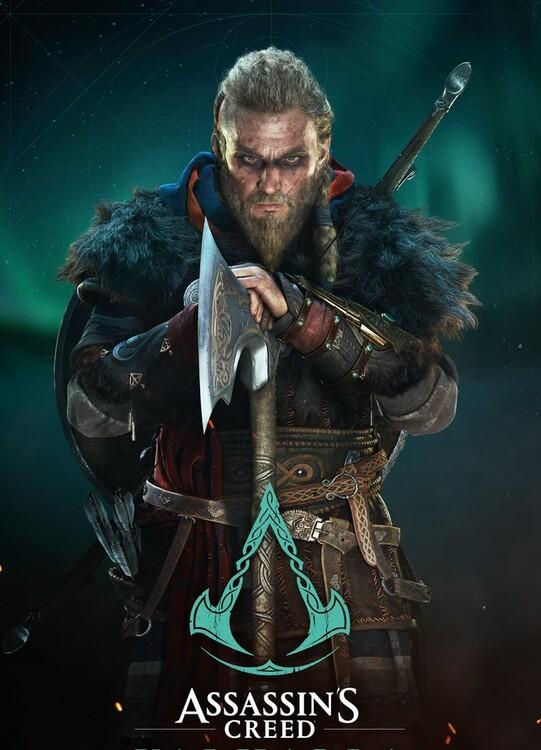 Assassin's Creed: Valhalla - Eivor Plakat