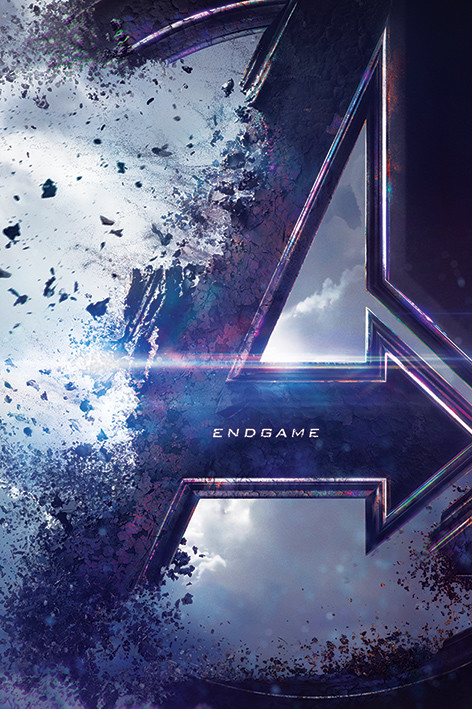 Avengers: Endgame - Teaser Plakat