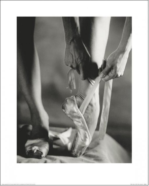 Ballet - Ballet Shoes Kunsttryk