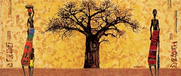 Baobab Kunsttryk