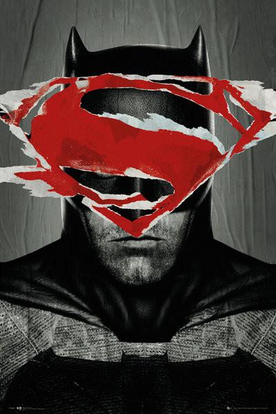 Batman vs. Superman - Batman Teaser  Plakat