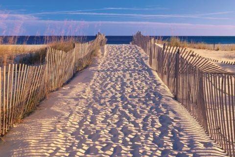 Beach - josef sohn Plakat