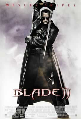 Blade II Plakat