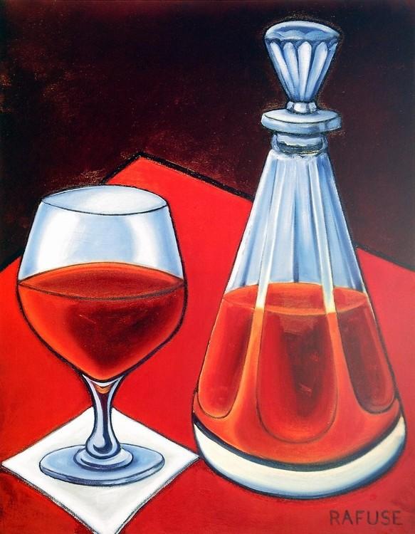 Brandy Kunsttryk