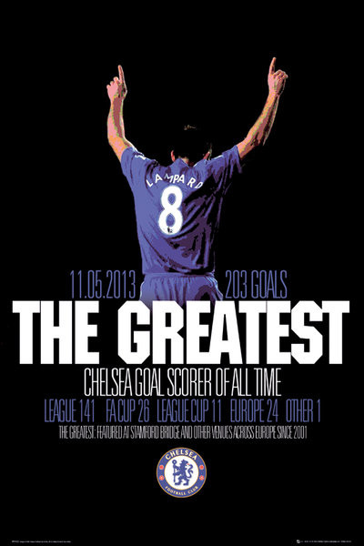 Chelsea Plakat