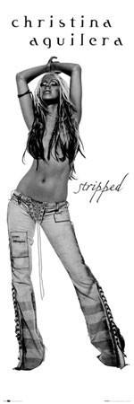 Christina Aguilera - album Plakat