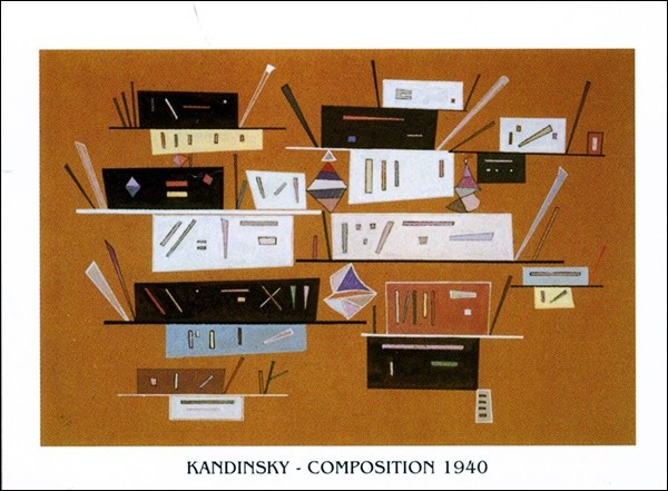 Composition 1940 Kunsttryk