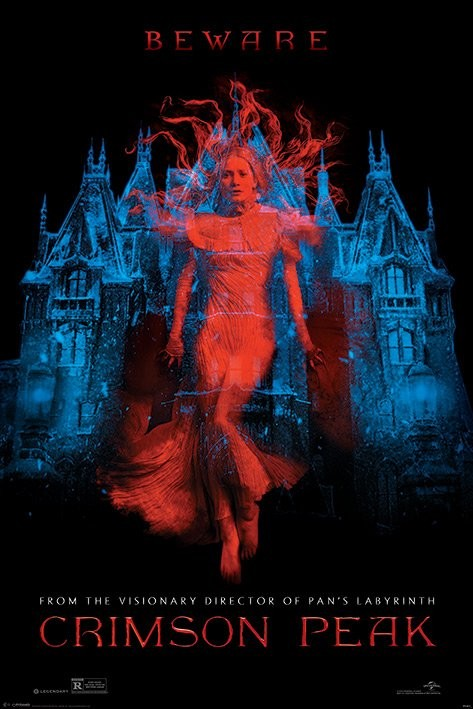 Crimson Peak - Teaser Plakat