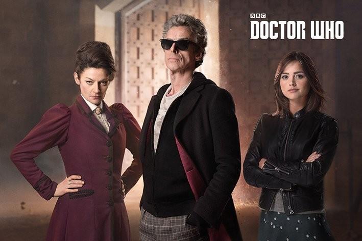 Doctor Who - Episode 1 Iconic Plakat
