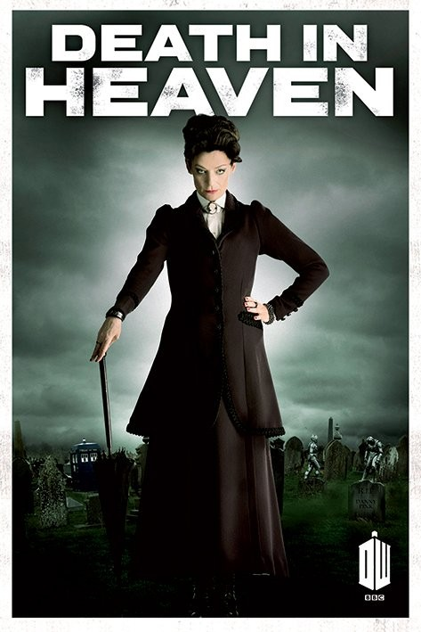 Doctor Who - Missy Plakat