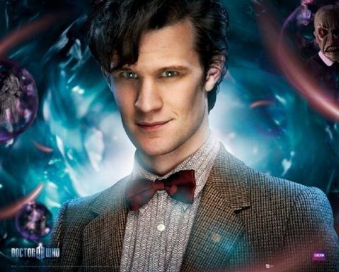 DOCTOR WHO - solo Plakat