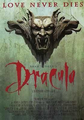 DRACULA Plakat