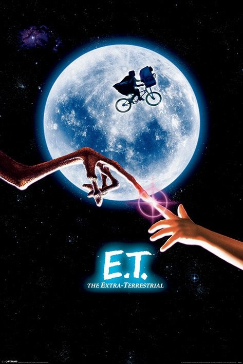 E. T. - One Sheet Plakat