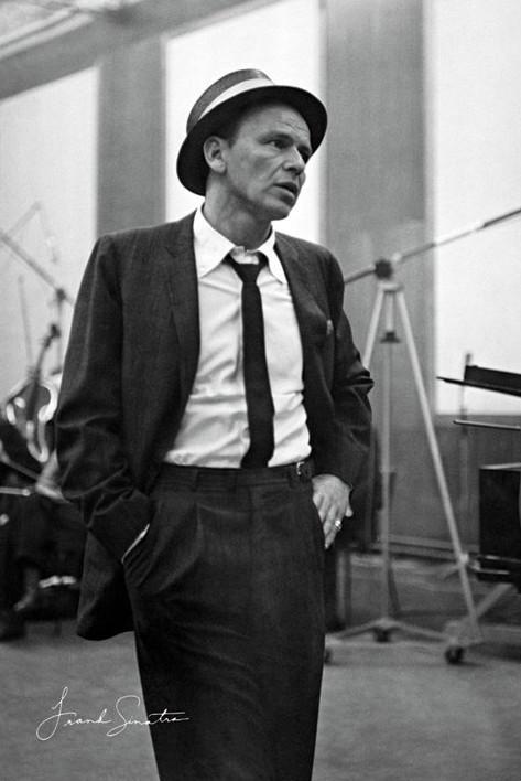 Frank Sinatra - My Way Plakat