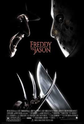 FREDDY VS.JASON Plakat