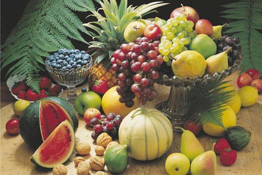 Frutta fresca Plakat