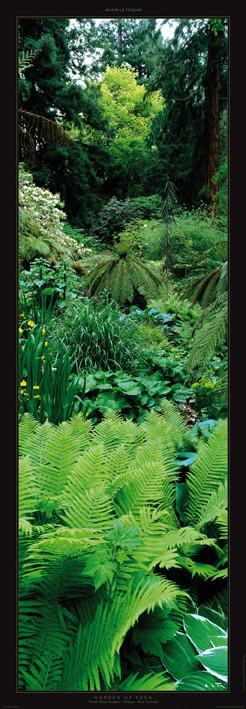 Garden of Eden Kunsttryk