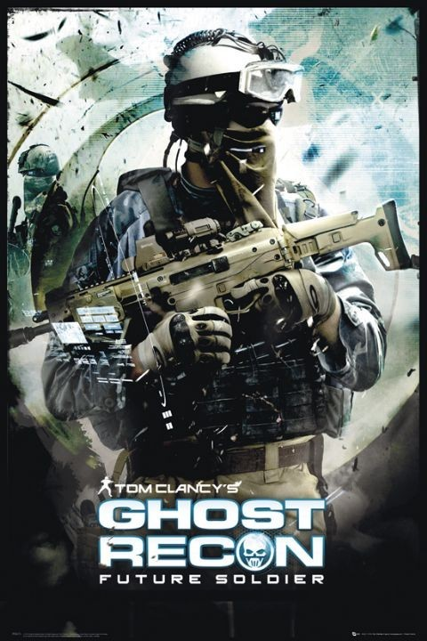 Ghost Recon Plakat