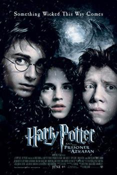 HARRY POTTER 3 - teaser Plakat