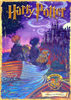 HARRY POTTER - journey to ho .. Plakat