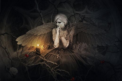 I Of the Mourning Plakat