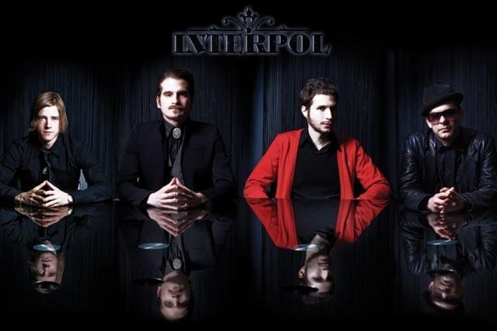 Interpol - reflection Plakat