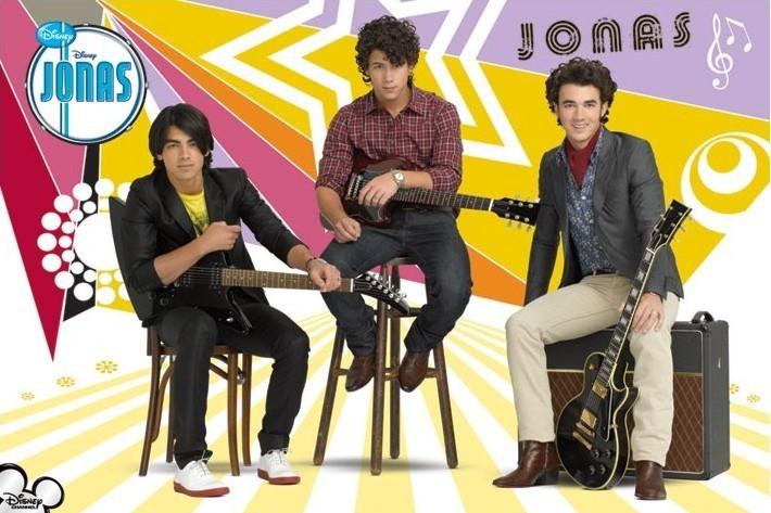 Jonas - sitting Plakat