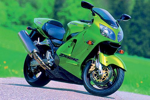 Kawasaki ZX12R Plakat