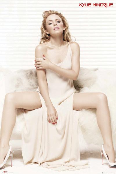 Kylie Minogue - Dress Plakat