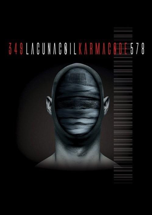 Lacuna Coil - karmacode Plakat