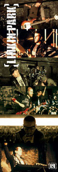 Linkin Park - live Plakat